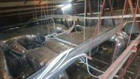 Hệ thống ống đồng cho điều hòa trung tâm