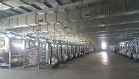 Hệ thống ống gió nhà máy Thái Dương