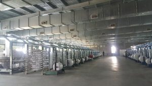 Hệ thống ống gió nhà xưởng